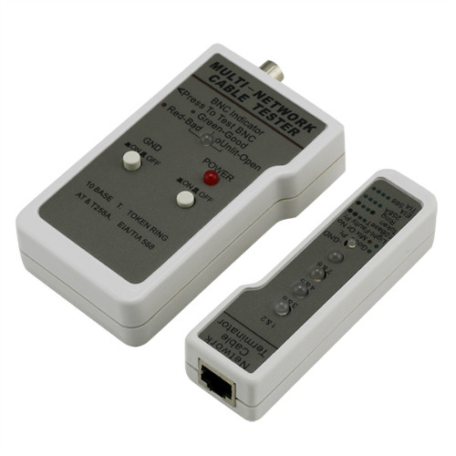 Cable Tester For UTP/STP RJ45,BNC Cable