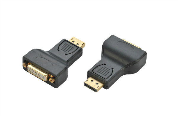 DisplayPort Male to DVI Female adapter