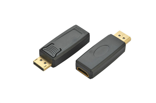 DisplayPort Male to HDMI Female adapter