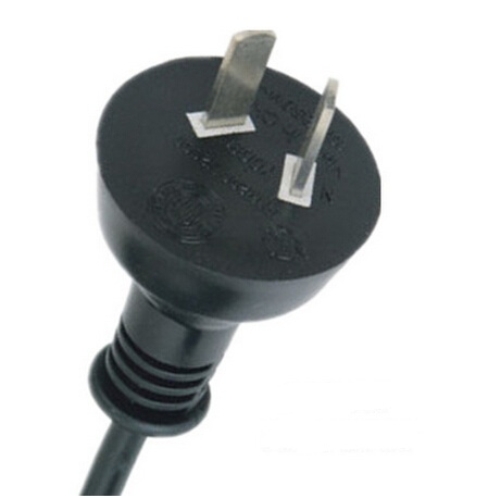 2-Pin IRAM-approved Power Cord with AC Plug